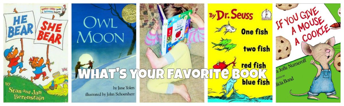 What's Your Favorite Children's Book?