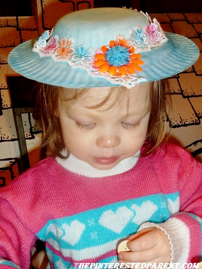 This is a cute fun \u0026 easy craft that you can do with your child. If your kid likes hats as much as mine does they will love it.  sc 1 st  The Pinterested Parent & Paper Bowl \u0026 Plate Easter Bonnets \u2013 The Pinterested Parent